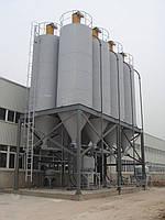 Емкость для хранения зерна