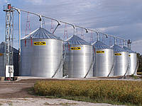 Зерновые силоса петкус