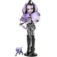 Кукла Монстер Хай из серии Фрик Дю Шик - Клодин Вульф Monster High Freak Du Chic Clawdeen Wolf Doll