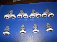 Комплект роликов для душевой кабины ( В-27 В ) 25мм