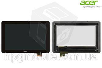 Дисплейный модуль (дисплей + сенсор) для Acer Iconia Tab A700, оригинал