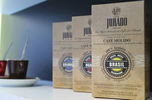 Кофе JURADO молотый