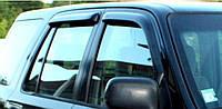 Ветровики на окна тонкие (тониров.) EGR Honda CRV 96-02 #