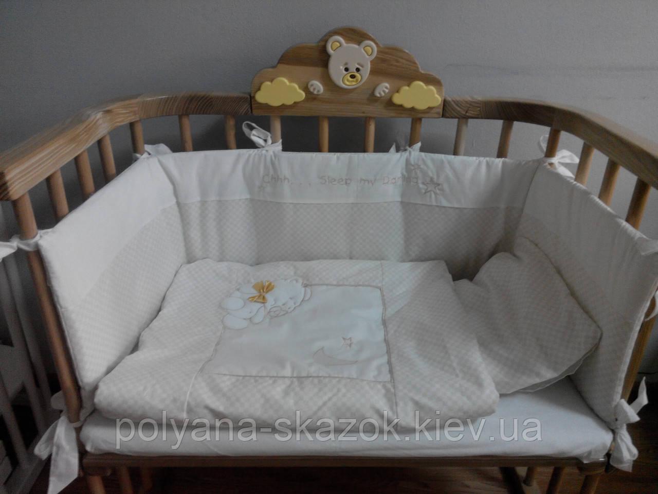 """Multi-bed"" стандарт Мишка! Ольха, лак., фото 1"
