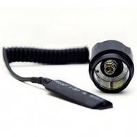 Универсальная выносная кнопка для фонаря  POLICE Q8626S, Q2830, Q9840, Q8455