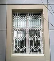 Решетки на окна Шир.1453*Выс.2253мм, фото 1