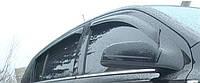 Ветровики на окна тонкие (тониров.) EGR HYUNDAI I10 2008+ #