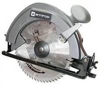 Пила циркулярная 1400 Вт. диаметр диска 185 мм. производитель Элпром ЭПД-1400