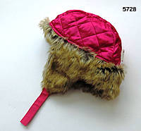 Зимняя шапка Hello Kitty для девочки. 49, 53 см