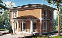 Проект дома МS206, фото 1