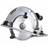 Электро циркулярная дисковая пила 255 мм 2300 Вт. Элпром ЭПД-2300, фото 2
