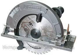 Электро циркулярная дисковая пила 255 мм 2300 Вт. Элпром ЭПД-2300