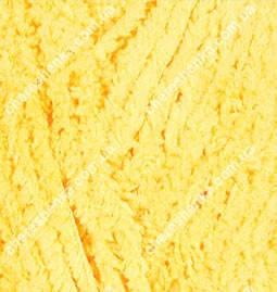 Нитки Alize Softy 187 лимонный, фото 2