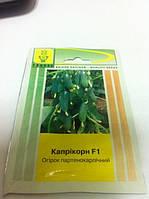 Семена Огурец самоопыляющийся Каприкорн F1, 10  семян Yuksel seeds