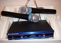 Радиосистема Sennheiser EW-100 + 2 микрофона-1144