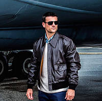 Куртки кожаные мужские