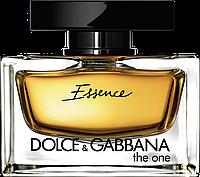 Оригинал Dolce Gabbana The One Essence D&G / Дольче Габбана 65ml edp (Роскошный, насыщенный, чувственный)