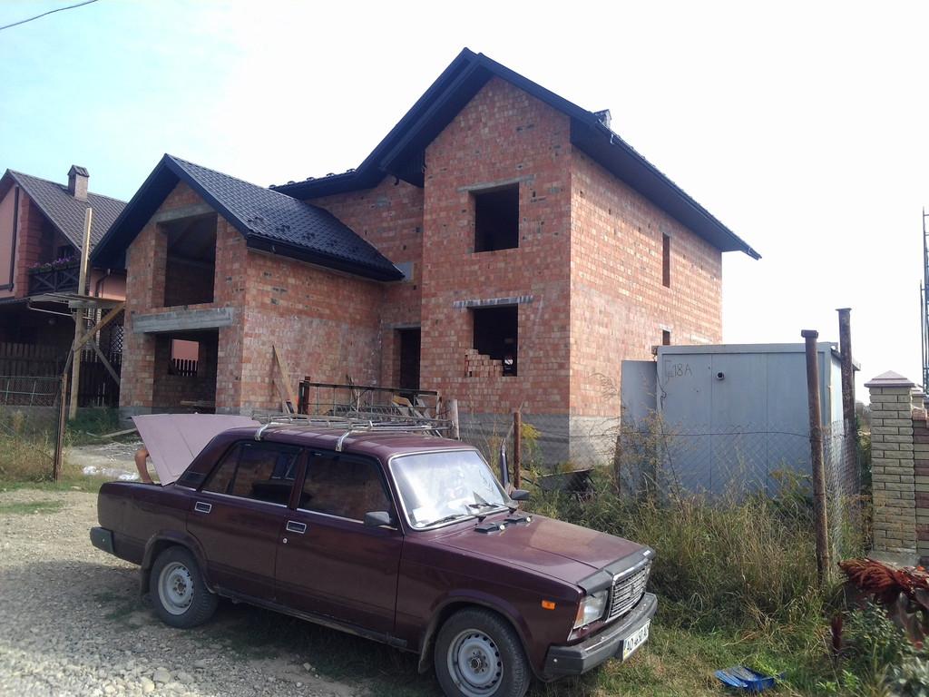 Дом Андрея в Великом Кучурове
