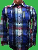 Рубашка для мальчика 13-14 лет(Нидерланды)