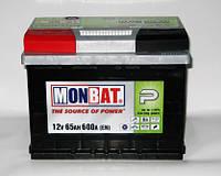 Аккумулятор Monbat 6СТ-65 SMF