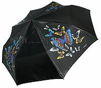 Женский зонт Zest Бабочки сатин (автомат) арт.53624-1