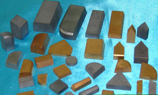 Пластины твердосплавные напаиваемые