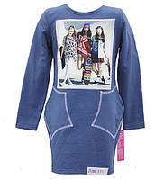 Стильное детское платье-туника