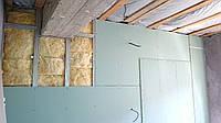 Монтаж ГК усиленный в два слоя (стена / потолок)