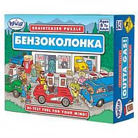 Настольная игра, головоломка Popular Playthings 705018 Бензоколонка, Outta Gas