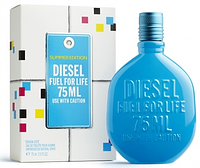 Оригинал Diesel Fuel For Life Summer Edition 75 ml edt Дизель Фул фо Лайф Саммер Эдишен