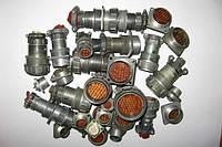 Разъем ШР32П12ЭШ1 розетка кабельная