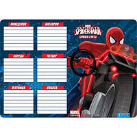 Доска школьное расписание, Человек-паук, 1 Вересня, 470308