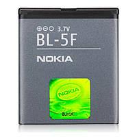 Оригинальный аккумулятор Nokia BL-5F