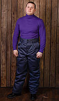 """Мужские рабочие утепленные брюки зимние """"Эверест"""" темно-серые"""
