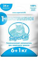 Наполнитель Супер Кет Стандарт синий 6+1кг
