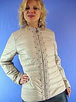 Женская куртка весенняя Размеры 48-58 (DEIFY, PEERCAT, SYMONDER, KAPRE, COVILY, DECENTLY)