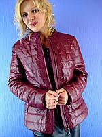 Женская куртка весенняя. COVILY 11. Размеры 48-58 (DEIFY, PEERCAT, SYMONDER, COVILY, DECENTLY)
