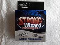 Леска Stong Wizard 100 м 0,20 мм