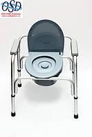 Алюминиевый стул-туалет 3 в 1 OSD-RB-2109A