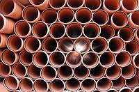 Труба ПВХ для наружной канализации Ф110*1000