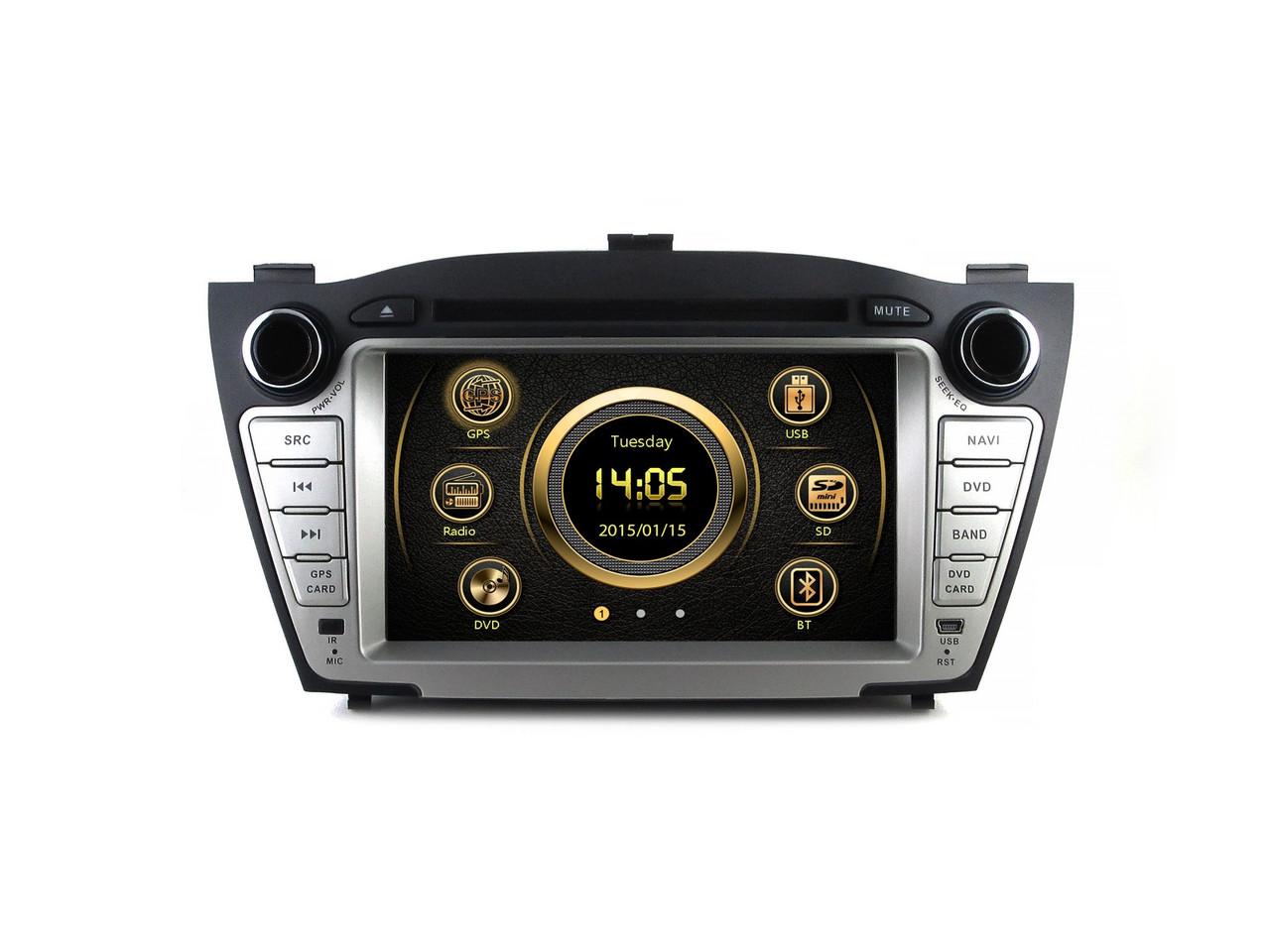 штатное устройство hyundai ix35 ua