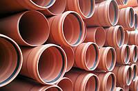 Труба ПВХ для наружной канализации Ф160*1000