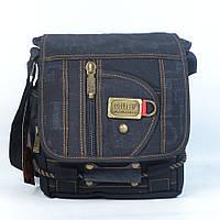 Брезентовая сумка через плечо Gold Be