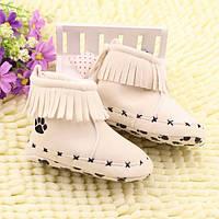 Детские ботинки-кроссовки.Первая обувь для малышей.  Детские ботинки-сапожки.Первая обувь для малышей., фото, фото 1
