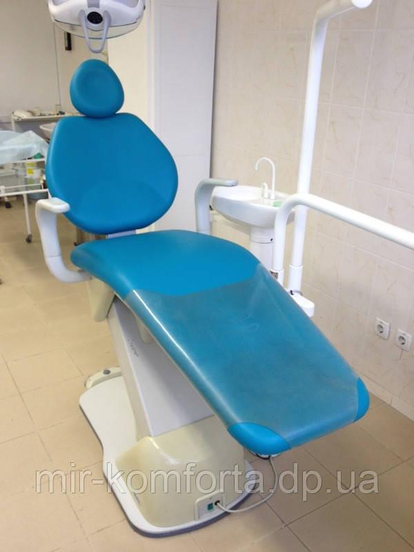 Перетяжка стоматологического кресла в Днепре