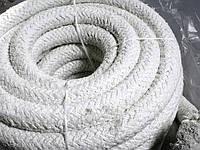 Асбестовый шнур, асбошнур, шнур ШАОН, шнур теплоизоляционный