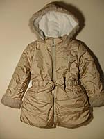 Куртка для девочки 4 - 6лет