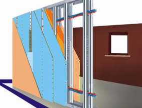 Профиль для гипсокартонных конструкций