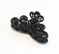 Заколка для волос крабик металл-8,0 см., фото 1