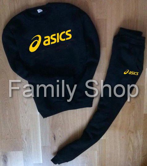 9a3eb5e01b07 Спортивный костюм Asics Асикс черный - Интернет Магазин